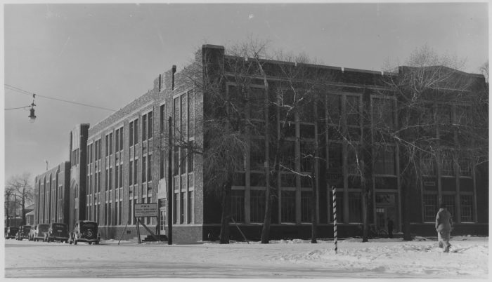 5. Federal Public Works Administration building in Rapid City, 1940