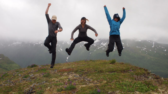 3. Alaska is one of the happiest places to live in America, likely due to unlimited outdoor activities.