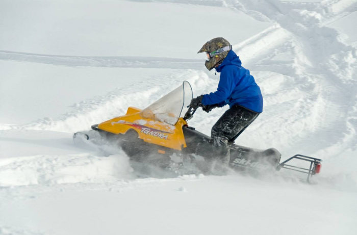 8. Say snowmobile instead of snowmachine.