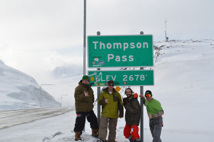 11. Or we flock to the 'snowiest place in Alaska' to enjoy the true meaning of winter.