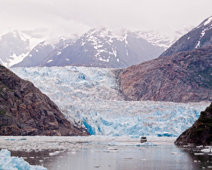 12. A glacier tour will give you a lifetime's worth of eye-candy.