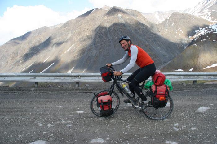 20. Hardcore bicyclists.