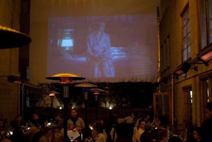 3. Foreign Cinema