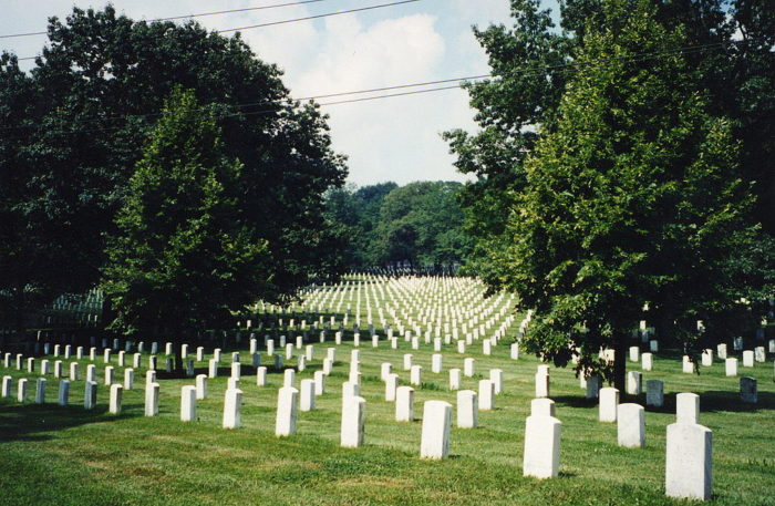 5. Fort Leavenworth National Cemetery (Fort Leavenworth)