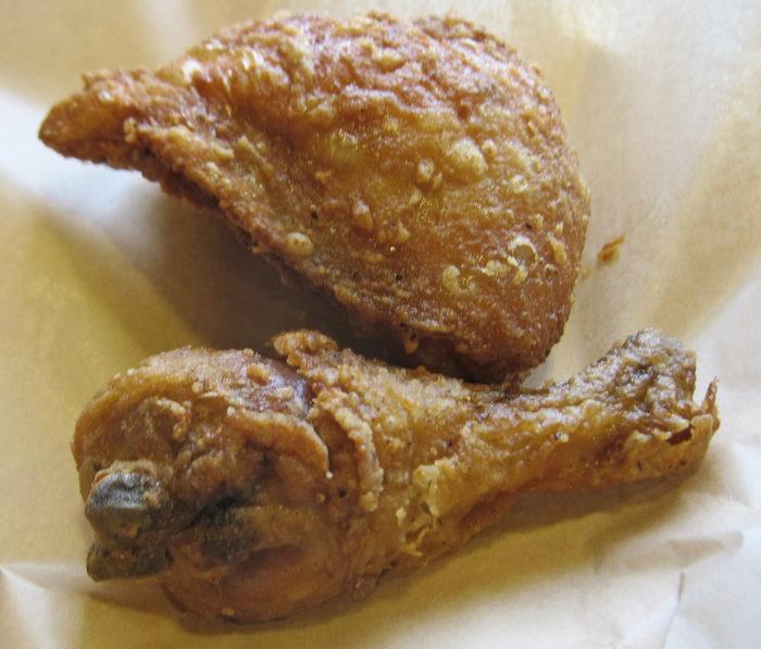 Fried Chicken - Chicken Charlie's FryBQ-16400121968