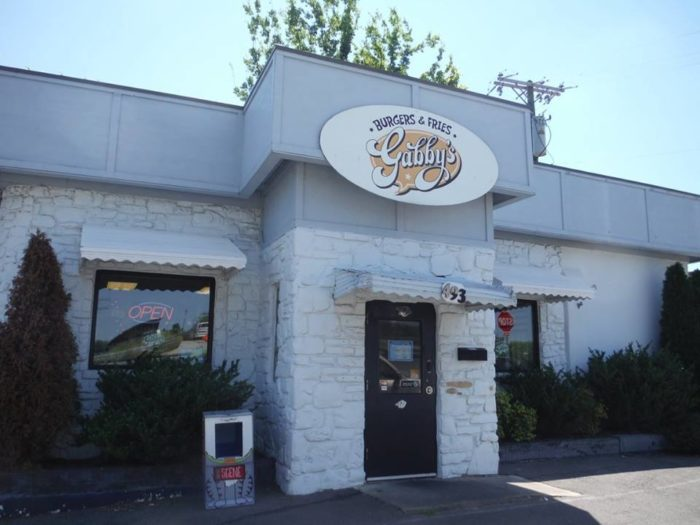 11. Gabby's Burgers & Fries