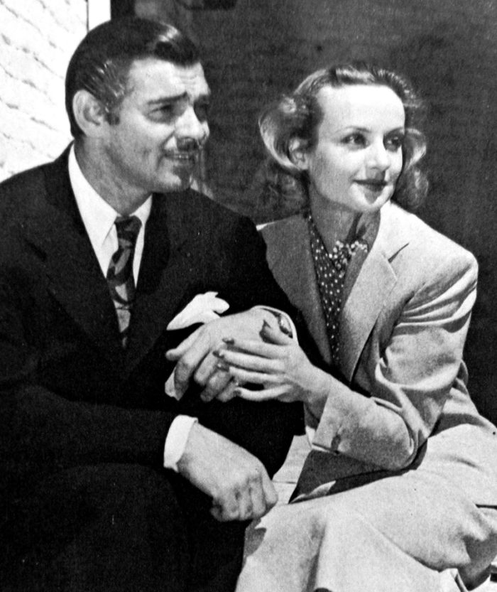 5. The hotel has had at least two famous patrons: Clark Gable and Carole Lombard.