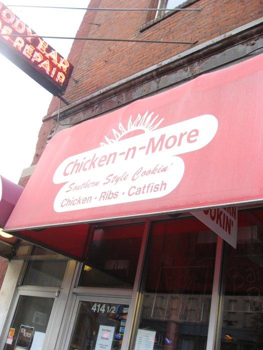 4. Chicken-N-More, Spokane