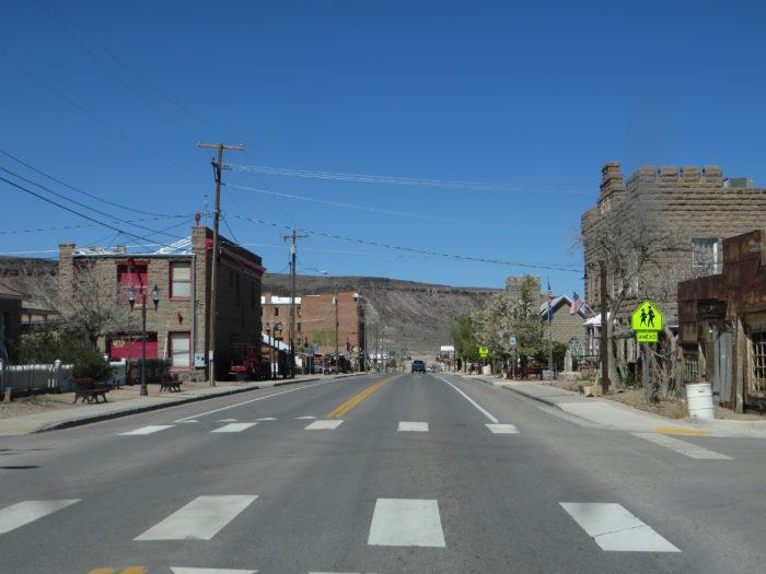 4. Goldfield, Nevada