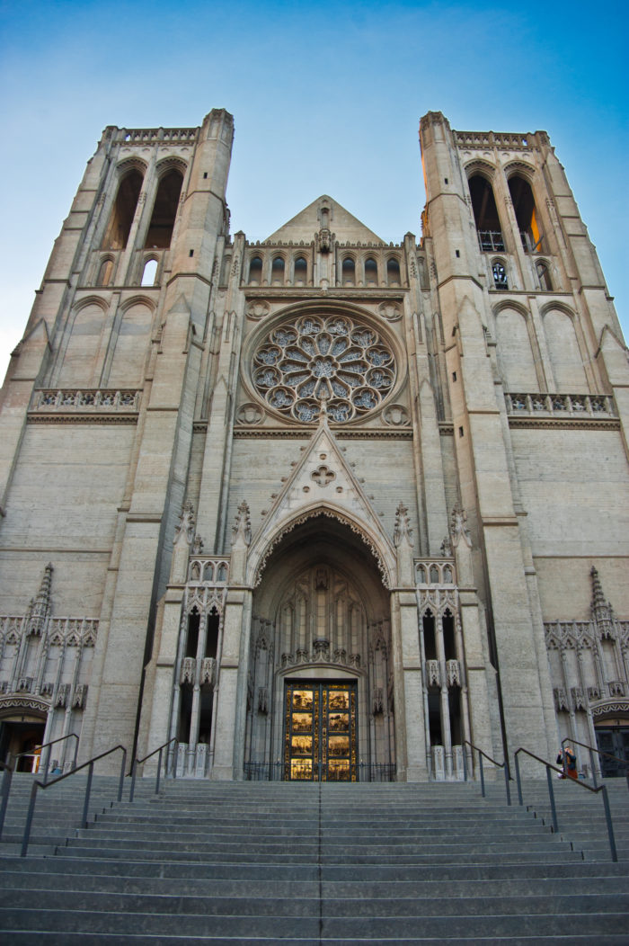 1. Grace Cathedral