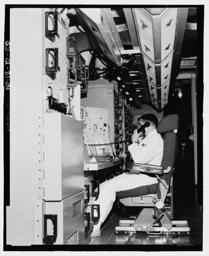 Grand_Forks_Air_Force_Base,_Missile_Alert_Facility_Oscar-Zero,_Launch_Control_Center,_State_Highway_45,_Cooperstown,_Griggs_County,_ND_HAER_ND-12-B-24.tif