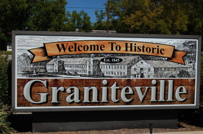 Graniteville_WelcomeSign