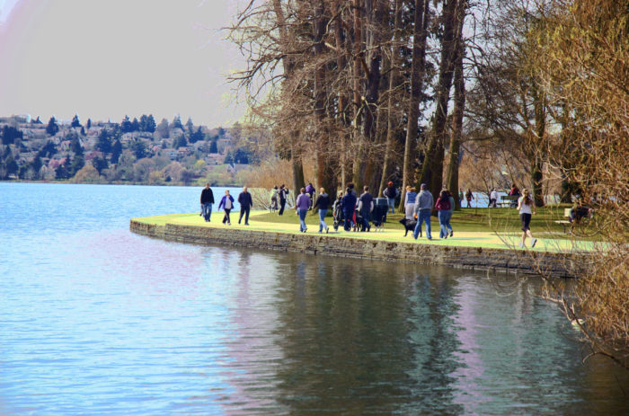 10. Green Lake Park