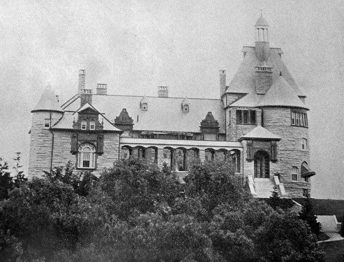 9. Treasure of Tenney's Grey Court Castle