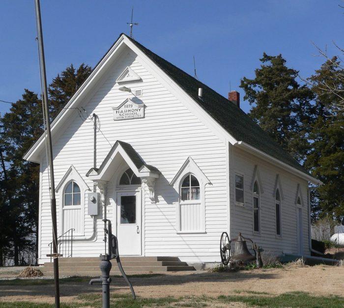 1. Harmony School, Otoe County