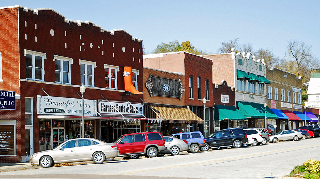 10 Perfectly Sized Cities In Arkansas