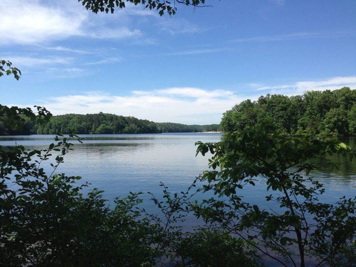 14. gorgeous lakes...