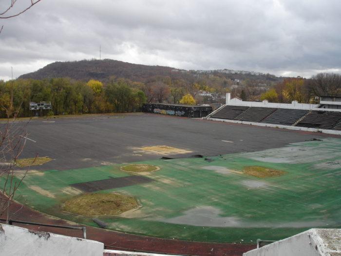 Hinchliffe Stadium - Paterson