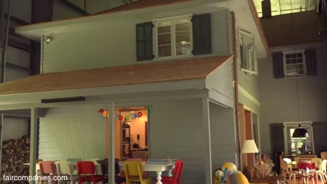 Home Inside A Home