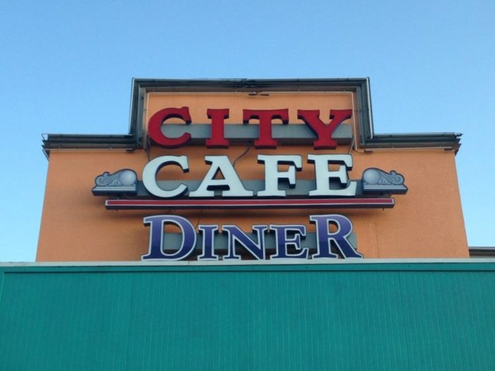 City Cafe Diner Huntsville Al Menu