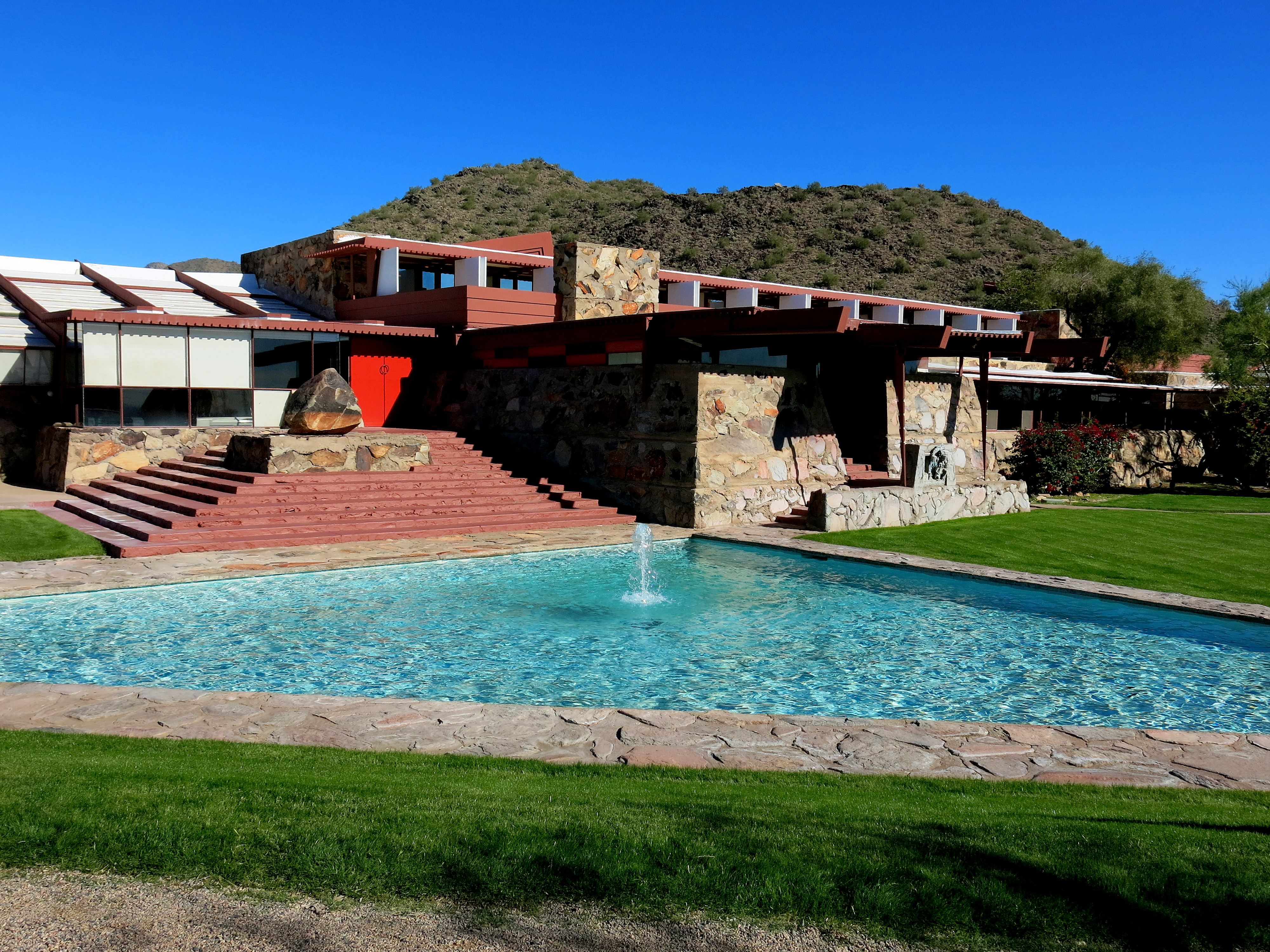 Taliesin West Is The Architectural Gem Of The Arizona Desert