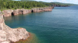 This One Destination Has The Absolute Bluest Water In Minnesota