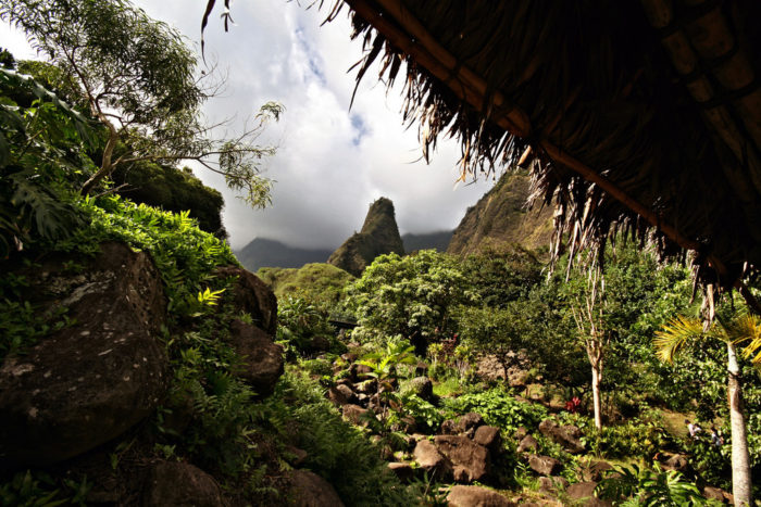 The Iao Needle is the park's crowned jewel, and its beauty will not only leave you speechless, but it is also an important historical site.