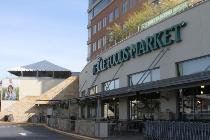 8. Gone on a date at the Whole Foods Headquarters