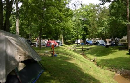 If you like even more rustic camping, you won't be disappointed.