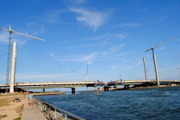 Delaware began to talk about a new Indian River Inlet Bridge in 2003 - but it wasn't an easy task.