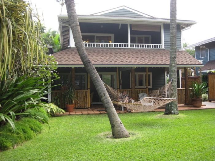 Stay the night at either the Paia Inn, or the semi-secret villas at Mama's Fish House, then head on your way to explore the rest of Maui's famous Hana Highway.