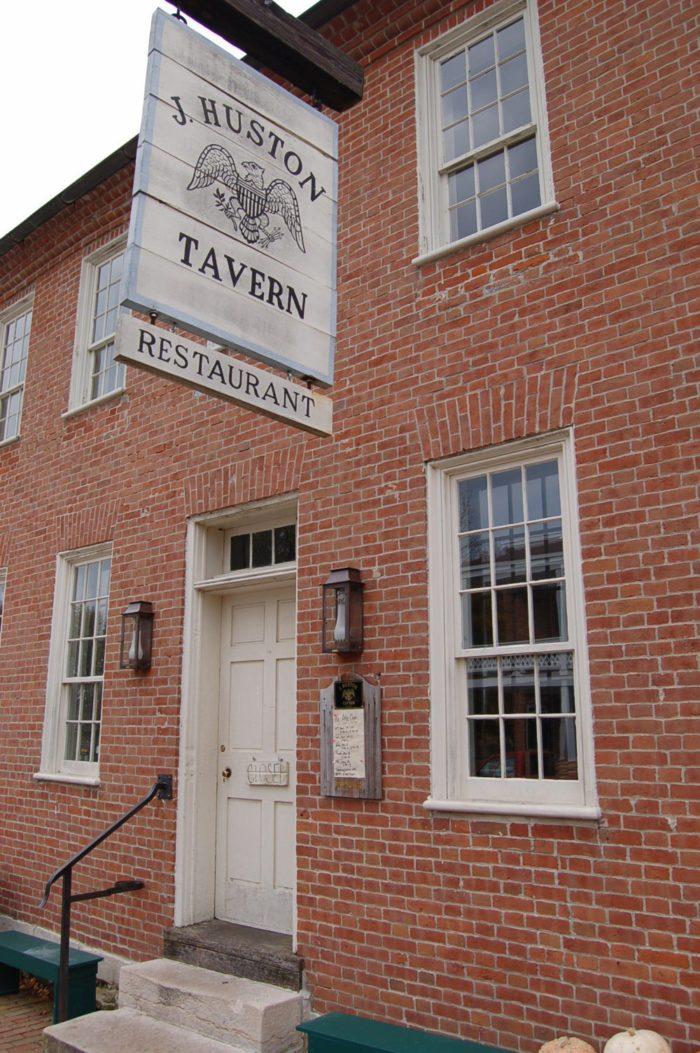 2. J. Huston Tavern - Arrow Rock