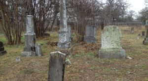 6 Disturbing Cemeteries Around Austin That Will Give You Goosebumps