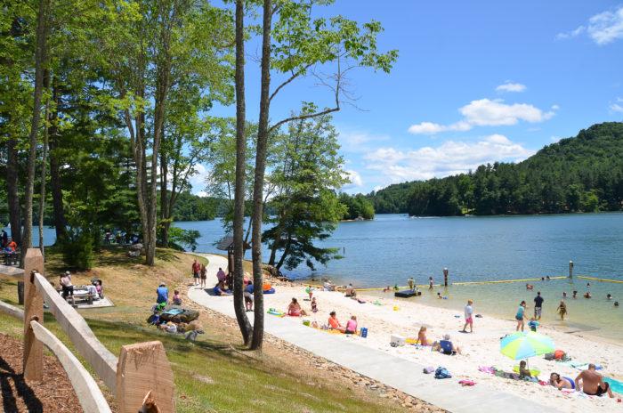 Lake Glenville - Pines Recreation Area - Mary Anne Baker - 001