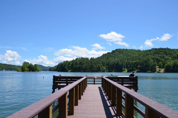 Lake Glenville - Pines Recreation Area - Mary Anne Baker - 002