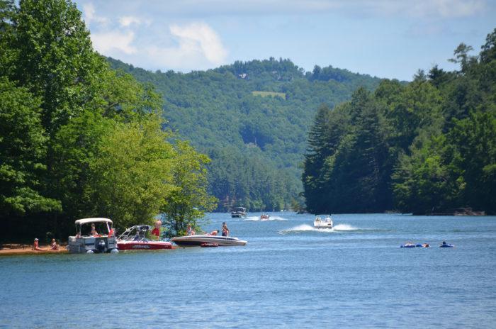 Lake Glenville - Pines Recreation Area - Mary Anne Baker - 004