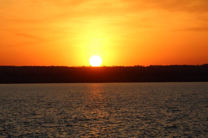 Lake Superior Sunset 2016