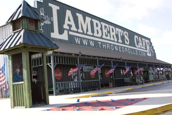 5. Lambert's Cafe