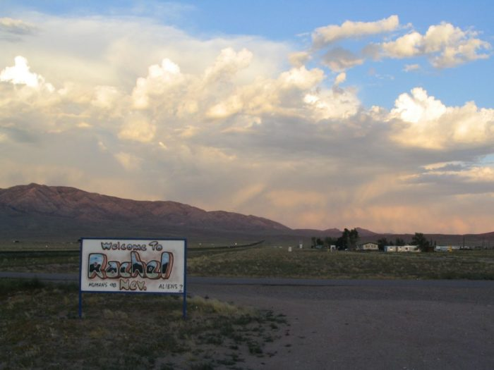 Little Al`e Inn, Rachel, Nevada, The Extraterrestrial Highway, Nevada State Route 375-69173154