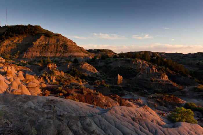 4. Eastern Montana has Makoshika State Park.