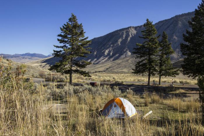 4. Camping
