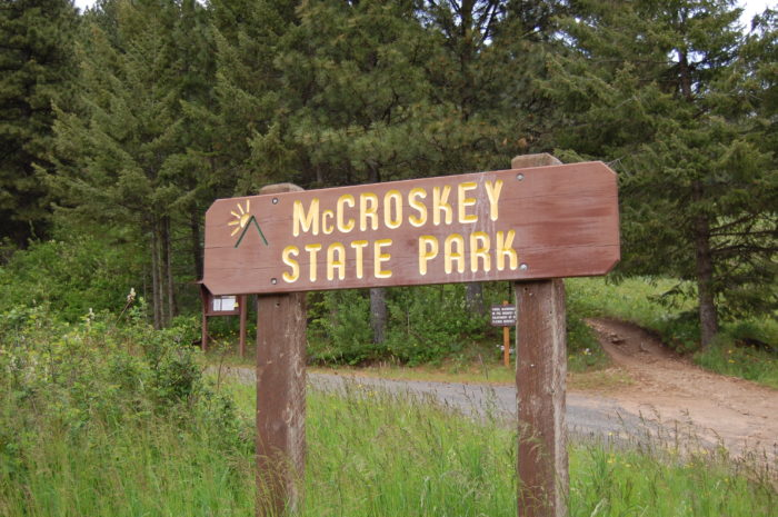All-too-often overlooked despite its heartwarming history, McCroskey State Park outside of Tensed is a special park that hides something beautiful.