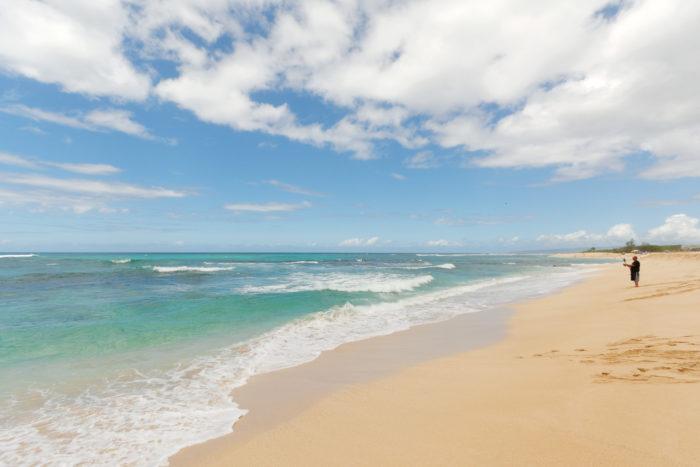 1. Mokuleia Beach