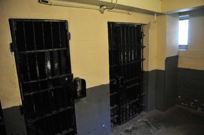 3. Montana Territorial Prison, Deer Lodge
