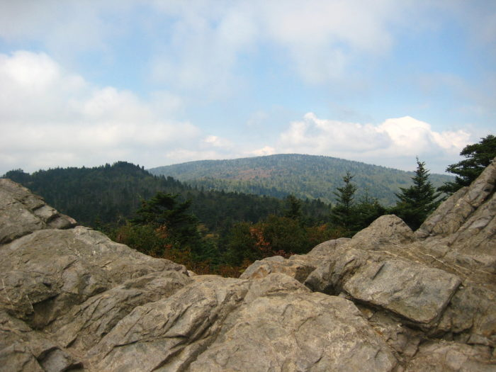 1. Mount Rogers is a geological marvel