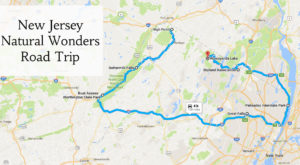This Natural Wonders Road Trip Will Show You New Jersey Like You've Never Seen It Before