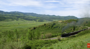 Ride This 127-Year Old Steam Train Right Here In New Mexico For An Unforgettable Experience