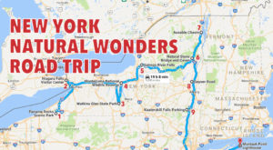 This Natural Wonders Road Trip Will Show You New York Like You've Never Seen It Before