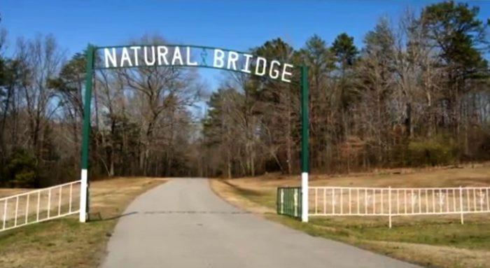 Natural Bridge 1