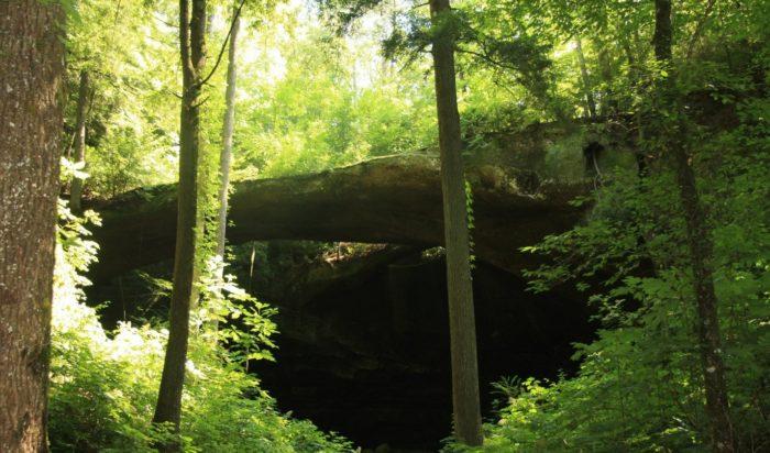 6. Natural Bridge - Natural Bridge, AL